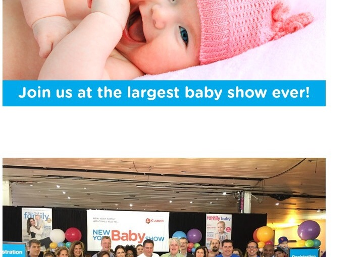 Its time for a NY Baby Show Giveaway