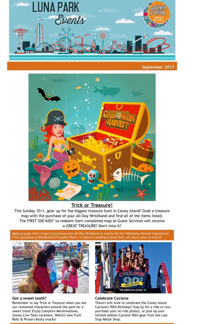 luna parks halloween harvest event information here
