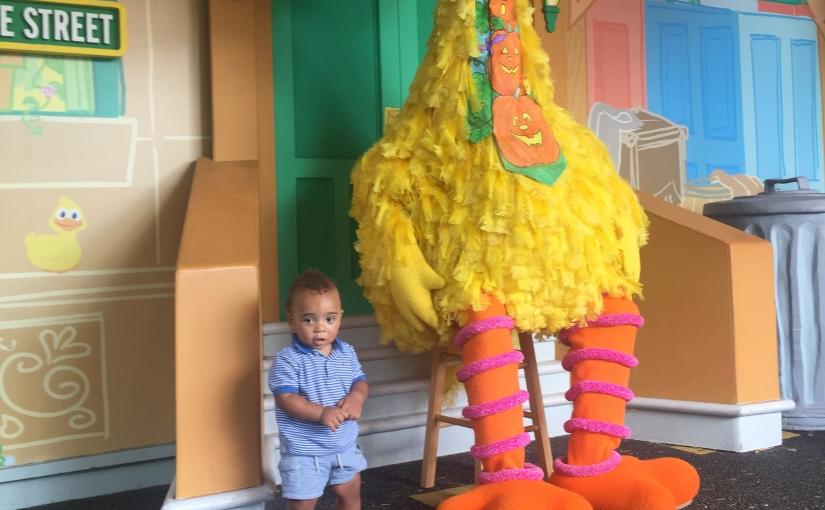 Mi Gente on Sesame Street