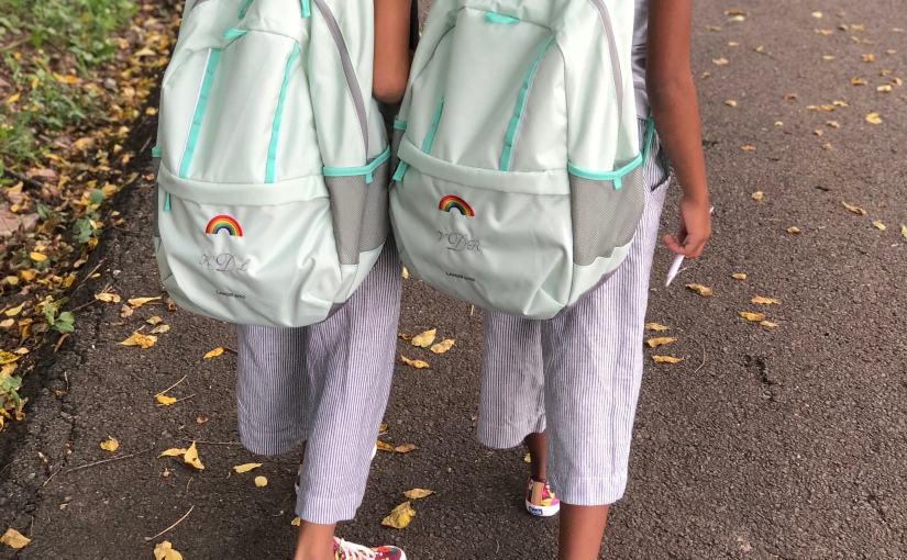 Back to school preparation and styleneeds