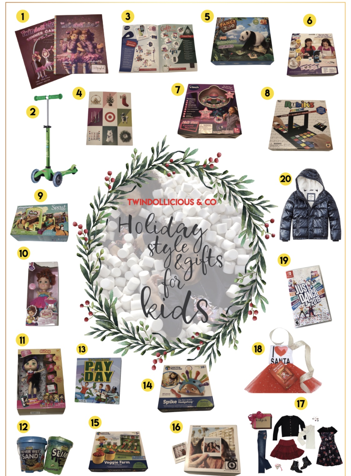 TwinDollicious 038 Co Kids Holiday Style And Gift Guide